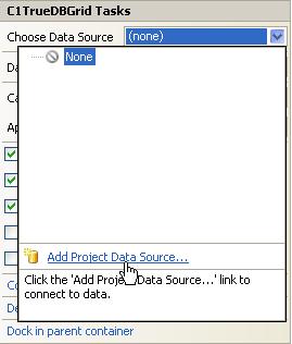 Tutorial 1 - Binding True DBGrid to a DataSet