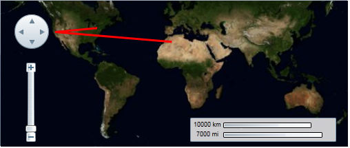 Maps for WPF and Silverlight - Adding a Polyline