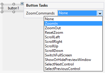 TouchToolKit for WinForms - Adding Control Bar Element