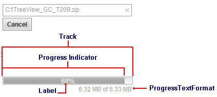 ComponentOne Upload for ASP NET AJAX Help